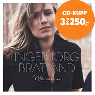 Produktbilde for Månesinn (CD)