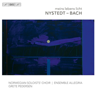 Nystedt/Bach: Meins Lebens Licht (SACD-Hybrid)