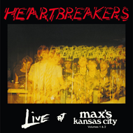 Live At Max's Kansas City Volumes 1 & 2 (CD)