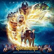 Produktbilde for Goosebumps - Soundtrack (CD)