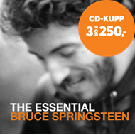 Produktbilde for The Essential Bruce Springsteen (2015) (2CD)