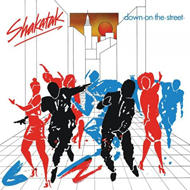 Down On The Street (CD)