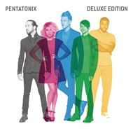 Produktbilde for Pentatonix - Deluxe Edition (CD)