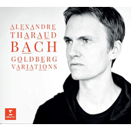 Bach: Goldberg Variations (m/DVD) (CD)
