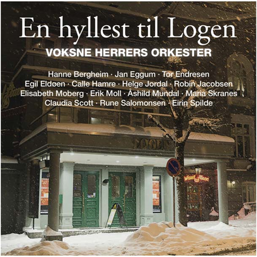 En Hyllest Til Logen (CD)