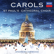 Carols With St.Paul's Cathedral Choir (CD)