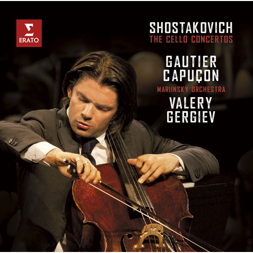 Gautier Capucon - Shostakovich: Cello Concertos Nos. 1 & 2 (CD)