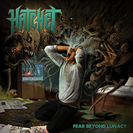 Fear Behind Lunacy (CD)
