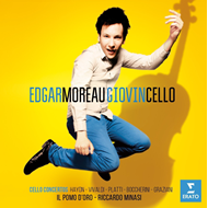 Edgar Moreau - Giovincello (CD)