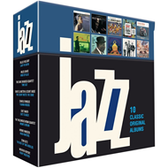 Jazz - 10 Classic Original Albums (10CD)
