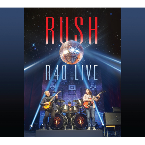 R40 Live - Deluxe Edition (3CD+DVD)