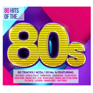 80 Hits Of The 80s (4CD)