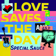 Love Saves The Day (CD)