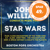 Produktbilde for John Williams Conducts Music From Star Wars (UK-import) (2CD)