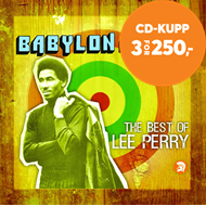 Produktbilde for Babylon A Fall: The Best Of Lee Perry (2CD)