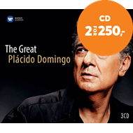 Produktbilde for The Great Plácido Domingo - 75 Anniversary Tribute (3CD)