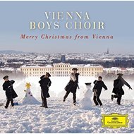 Merry Christmas From Vienna (CD)