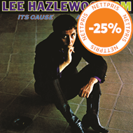 Produktbilde for Lee Hazlewoodism: Its Cause And Cure (CD)