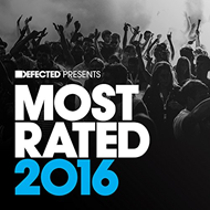 Defected Presents Most Rated 2016 (3CD)