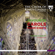 Favourite Carols From King's (CD)