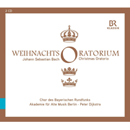 Produktbilde for Bach: Christmas Oratorio (2CD)