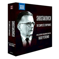 Produktbilde for Shostakovich: The Complete Symphonies (11CD)