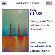 Glass: String Quartet No. 5 (CD)