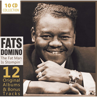 Produktbilde for The Fat Man Is Stompin' - 12 Original Albums (10CD)