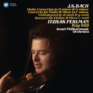 Produktbilde for Itzhak Perlman - Bach: Violin Concertos (After Keyboard Originals) (CD)