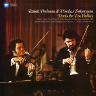 Itzhak Perlman & Pinchas Zukerman - Duets For Two Violins (CD)