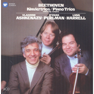 Produktbilde for Itzhak Perlman - Beethoven: Complete Piano Trios (4CD)