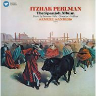 Itzhak Perlman - The Spanish Album (CD)