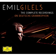 Emil Gilels - The Complete Recordings On Deutsche Grammophon (24CD)