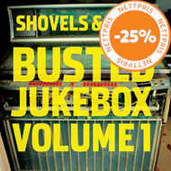 Produktbilde for Busted Jukebox Volume 1 (CD)