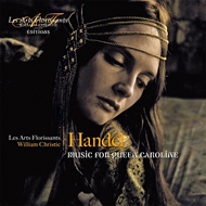 Handel: Music For Queen Caroline (CD)