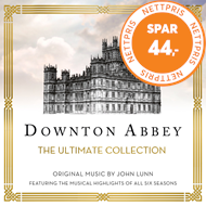 Produktbilde for Downton Abbey - The Ultimate Collection (UK-import) (2CD)