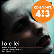 Produktbilde for Io E lei (CD)
