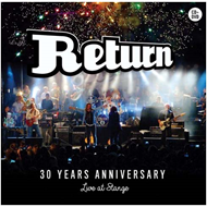 30th Anniversary - Live At Stange (m/DVD) (CD)