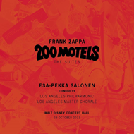 Zappa: 200 Motels - The Suite (2CD)