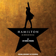 Hamilton: An American Musical - Original Broadway Cast Recording (2CD)