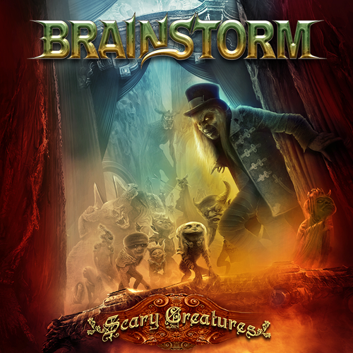Scary Creatures - Limited Digipack Edition (m/DVD) (CD)