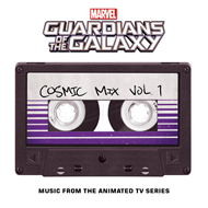 Marvel's Guardians Of The Galaxy: Cosmic Mix Vol. 1 (CD)