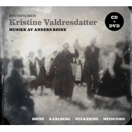 Kristine Valdresdatter - Stumfillmen (m/DVD) (CD)