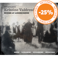Produktbilde for Kristine Valdresdatter - Stumfillmen (m/DVD) (CD)
