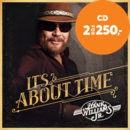 Produktbilde for It's About Time (CD)