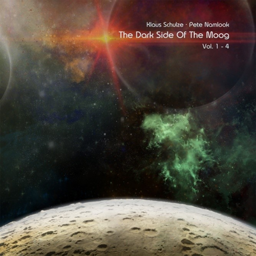The Dark Side Of The Moog Vol. 1-4 (5CD)