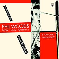 New Jazz Quintet/Encores/Woodlore (CD)