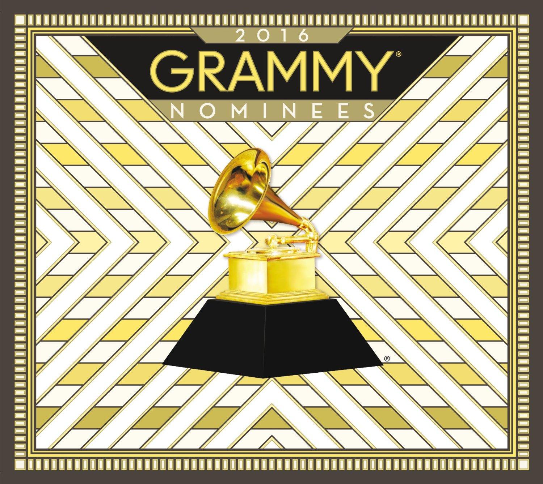 Grammy nominees 2016 cd