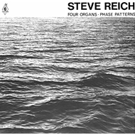 Reich: Four Organs / Phase Patterns (CD)