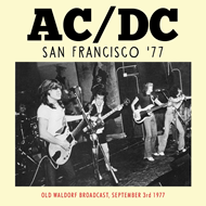 San Francisco '77 - Old Waldorf Broadcast, September 3rd 1977 (CD)